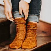 Caramel Sauce (Socks)
