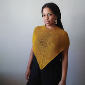 KIT Droplet Capelet (with pattern)