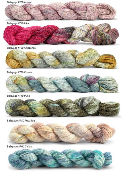 Pascuali - Balayage Hand-dyed
