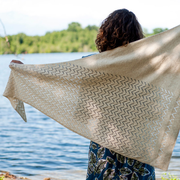Kyler Shawl Kit