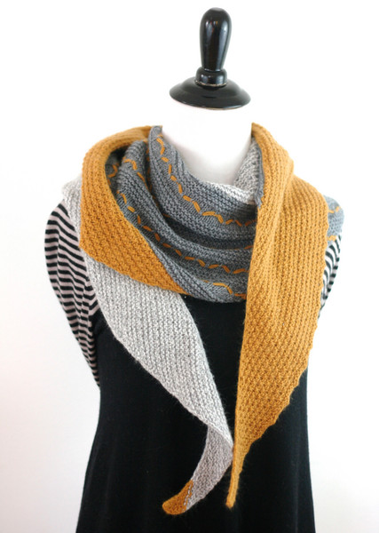 Inauguration Celebration Shawl Kit