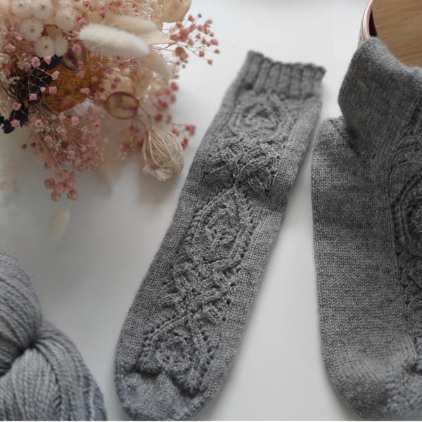 Intermediate Sock Kit (Amble)