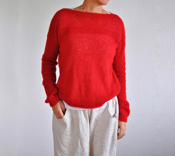 REi Sweater Kit