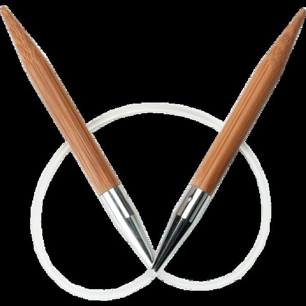 ChiaoGoo Bamboo Circular Needles