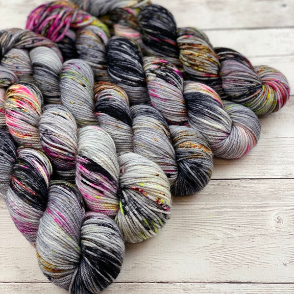 Spun Right Round - Squish DK - All Colors