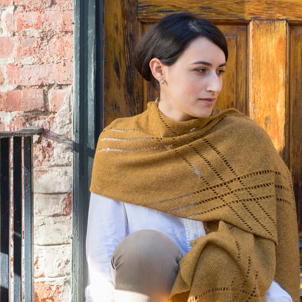 Lucca Scarf Kit