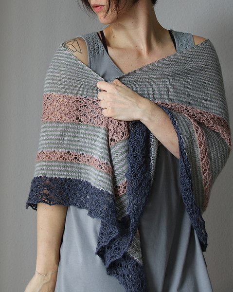 Rock My Shawl Kit (with Pattern)