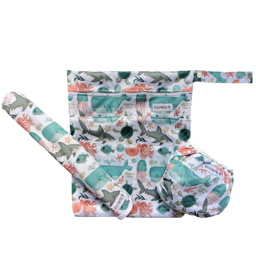 Revilo's Reusable Swim Nappy Packs
