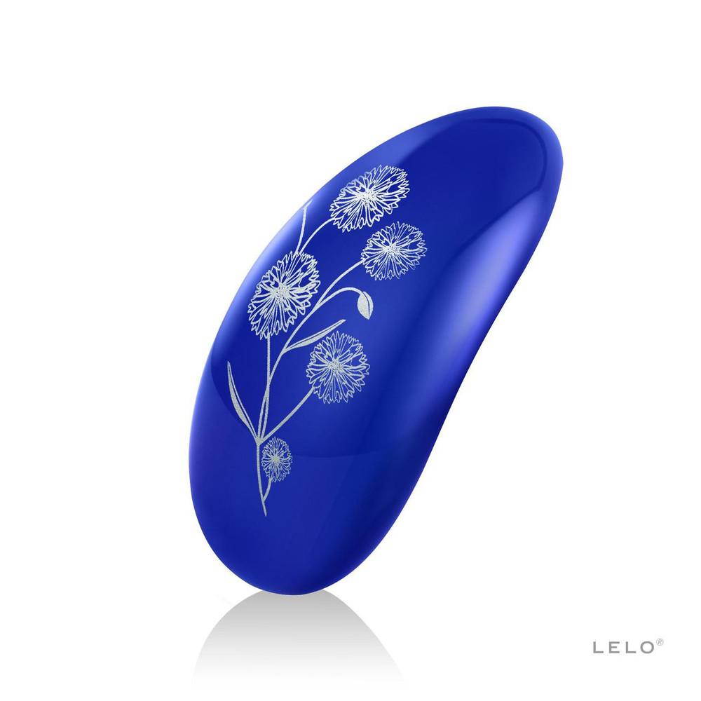 Lelo Nea 2.0 Rechargeable Clitoral Vibrator (Blue)
