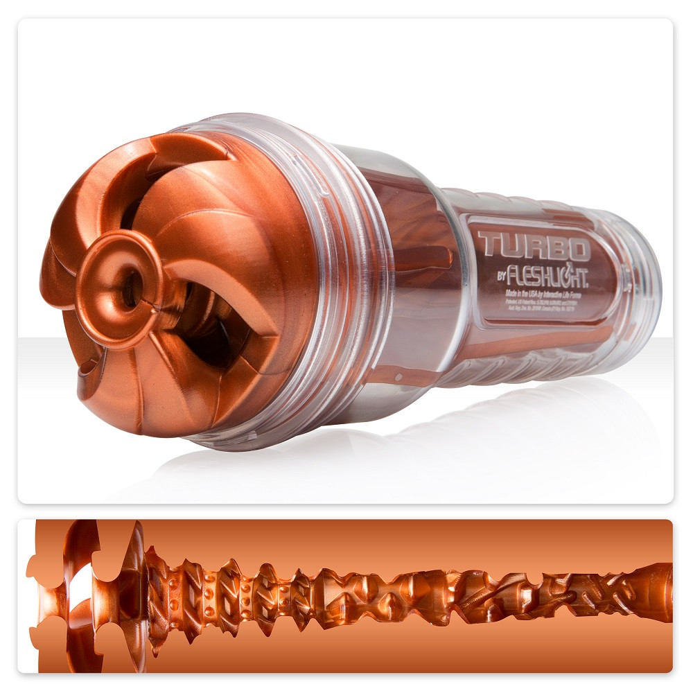 Fleshlight Turbo Thrust (Copper)