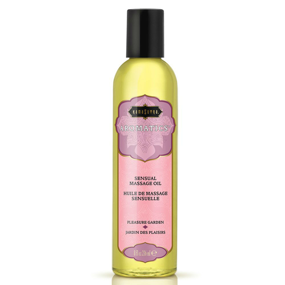 Kamasutra Aromatics Pleasure Garden Sensual Massage Oil 59ml