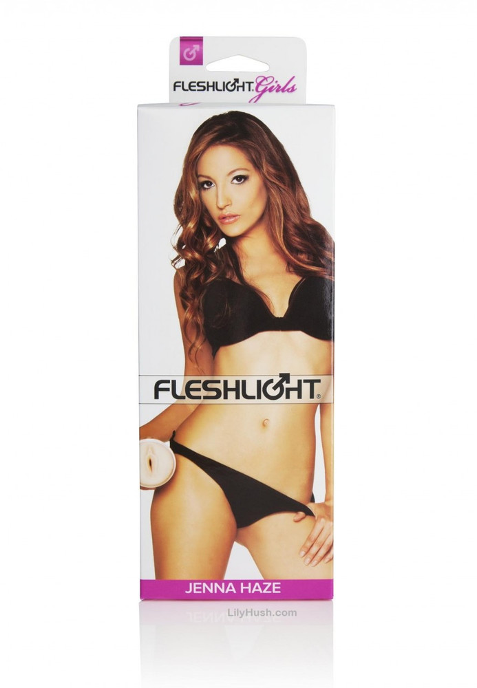 Jenna Haze Packaging - Front | Lily Hush Online Store
