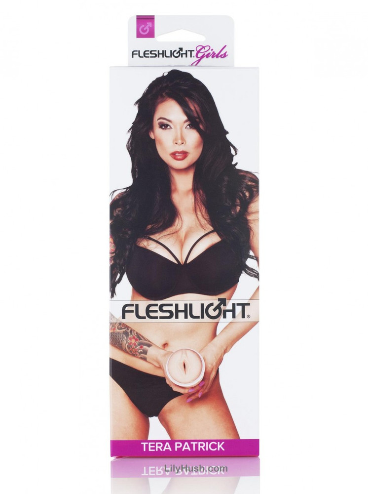 Tera Patrick Retail Packaging - Front   Lily Hush Online Store