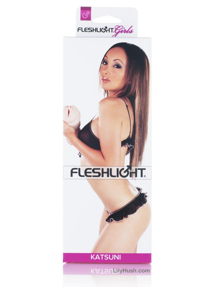 Katsuni Retail Packaging - Front | Lily Hush Online Store