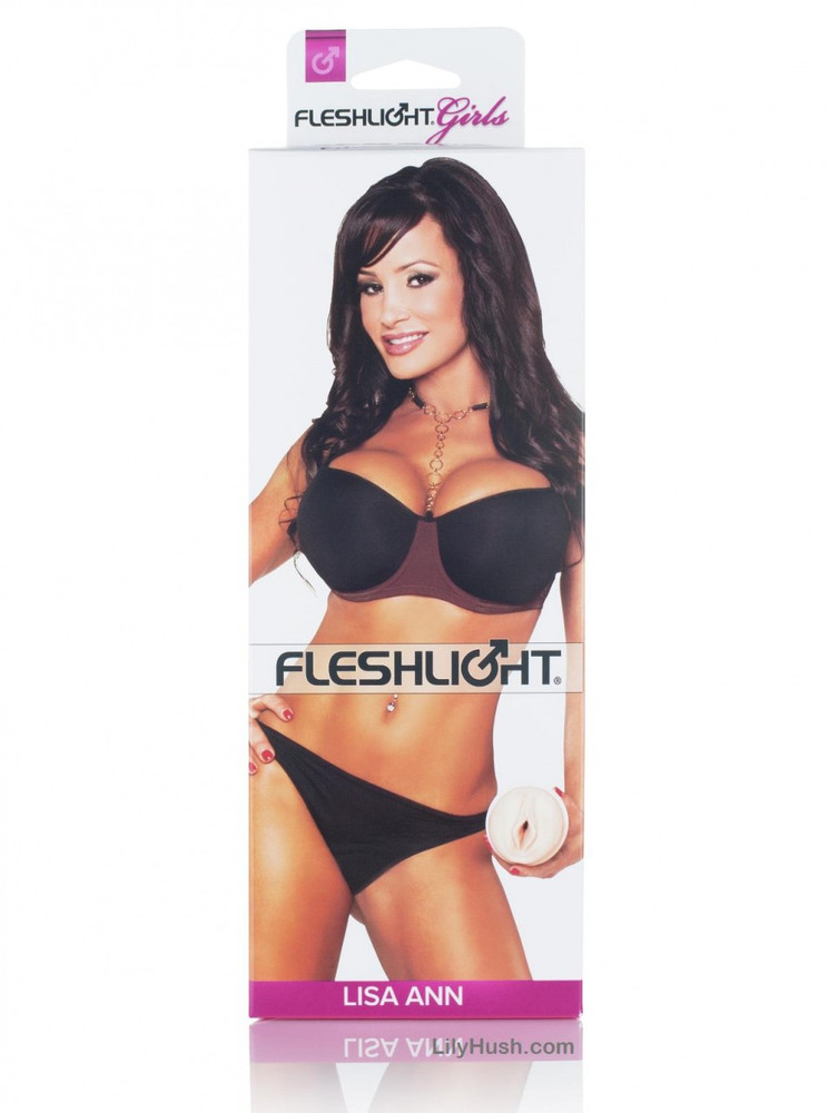 Lisa Ann Retail Packaging - Front  | Lily Hush Online Store