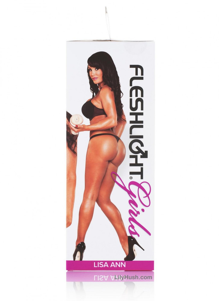 Lisa Ann Retail Packaging - Side  | Lily Hush Online Store
