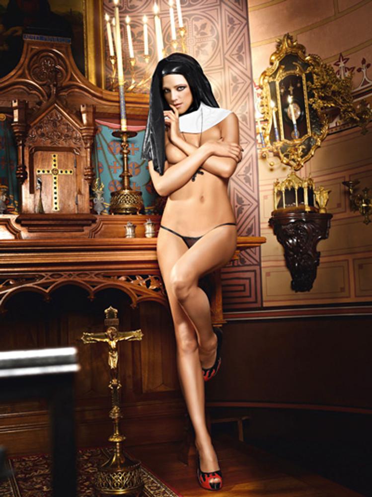 Sexy Nun Panty