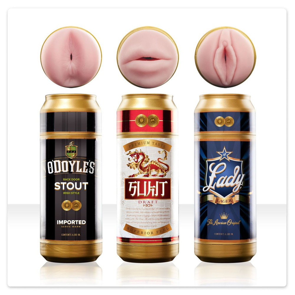 Fleshlight Sex In A Can (Lady Lager)