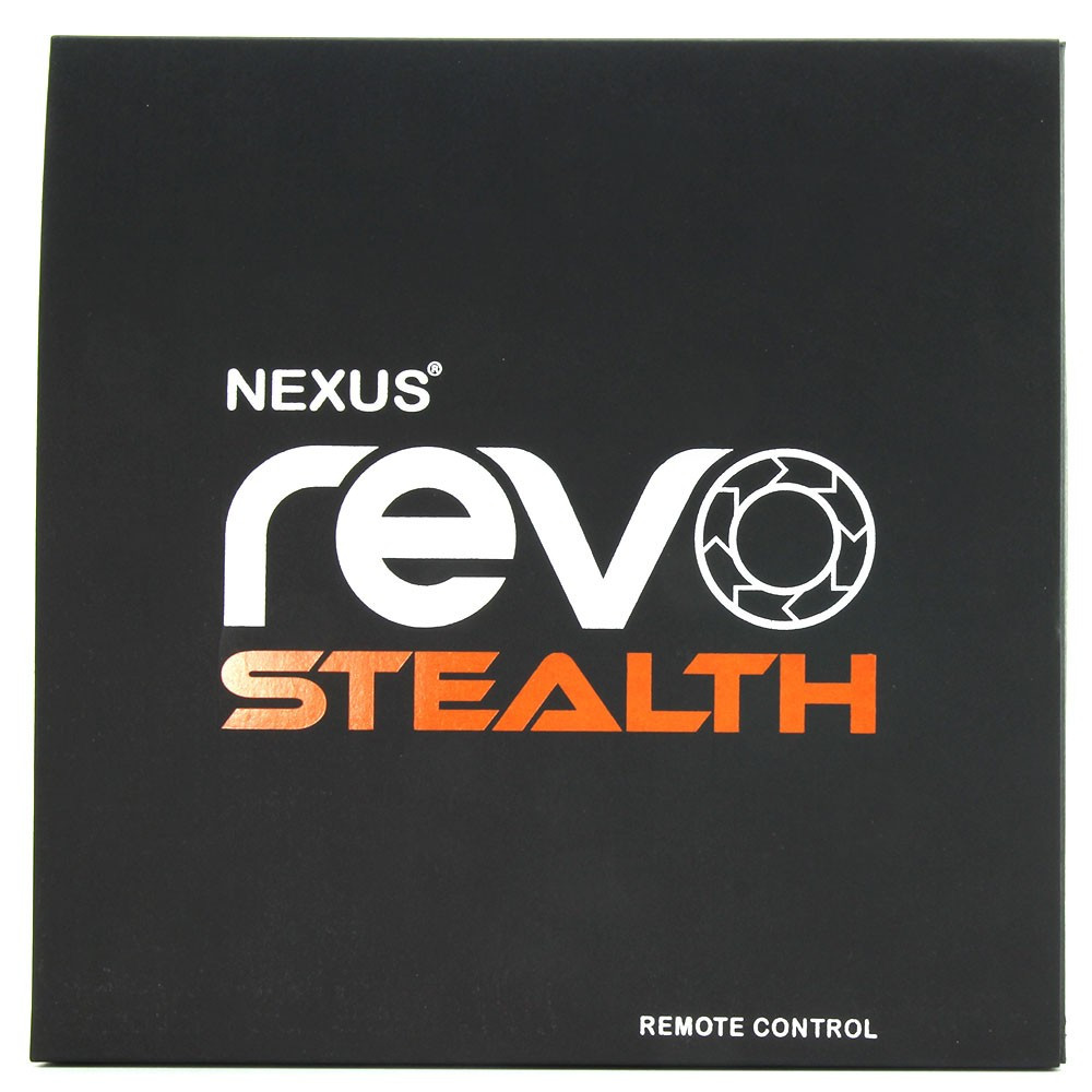 Nexus Revo Stealth Packaging | Lily Hush