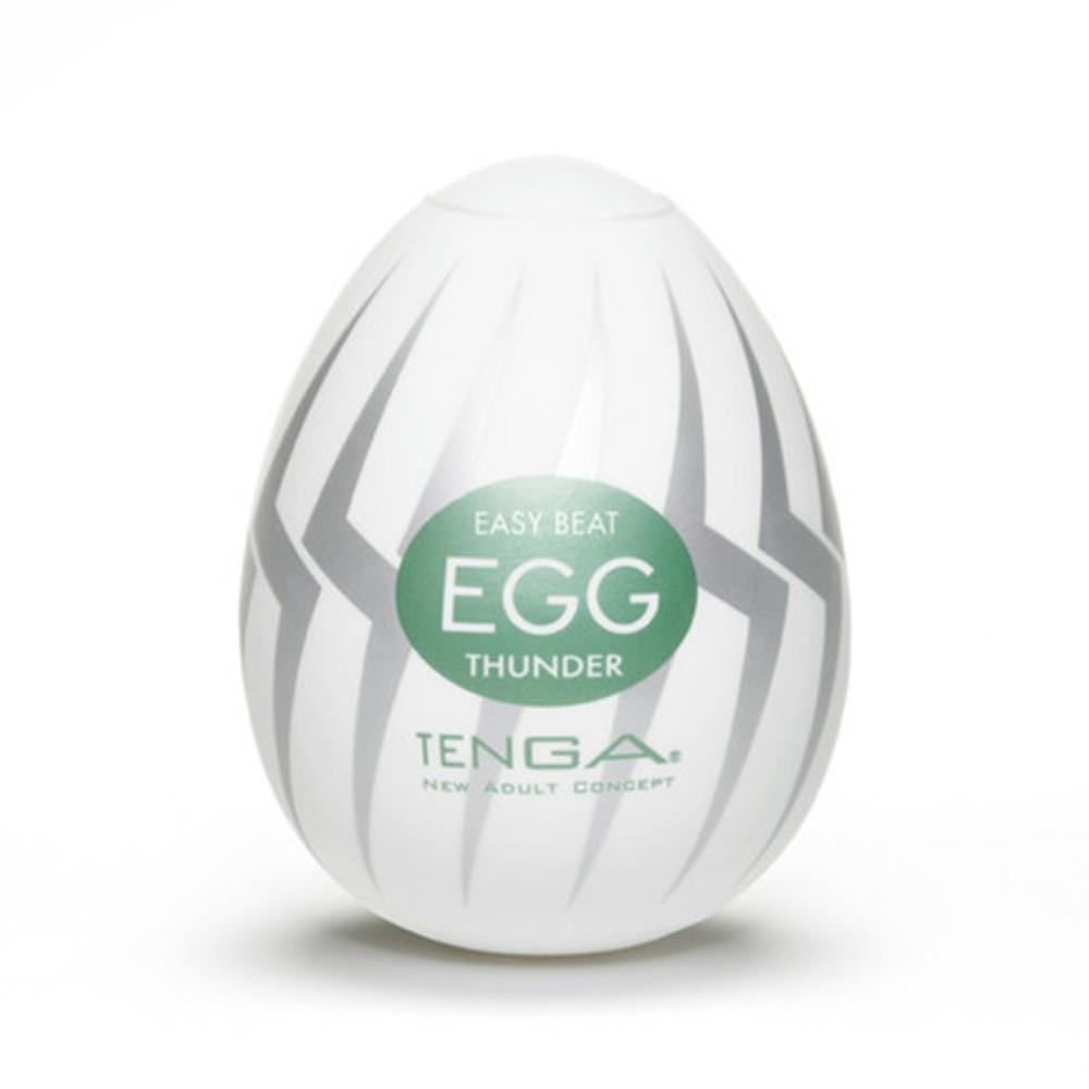 Tenga Eggs Thunder | Lily Hush