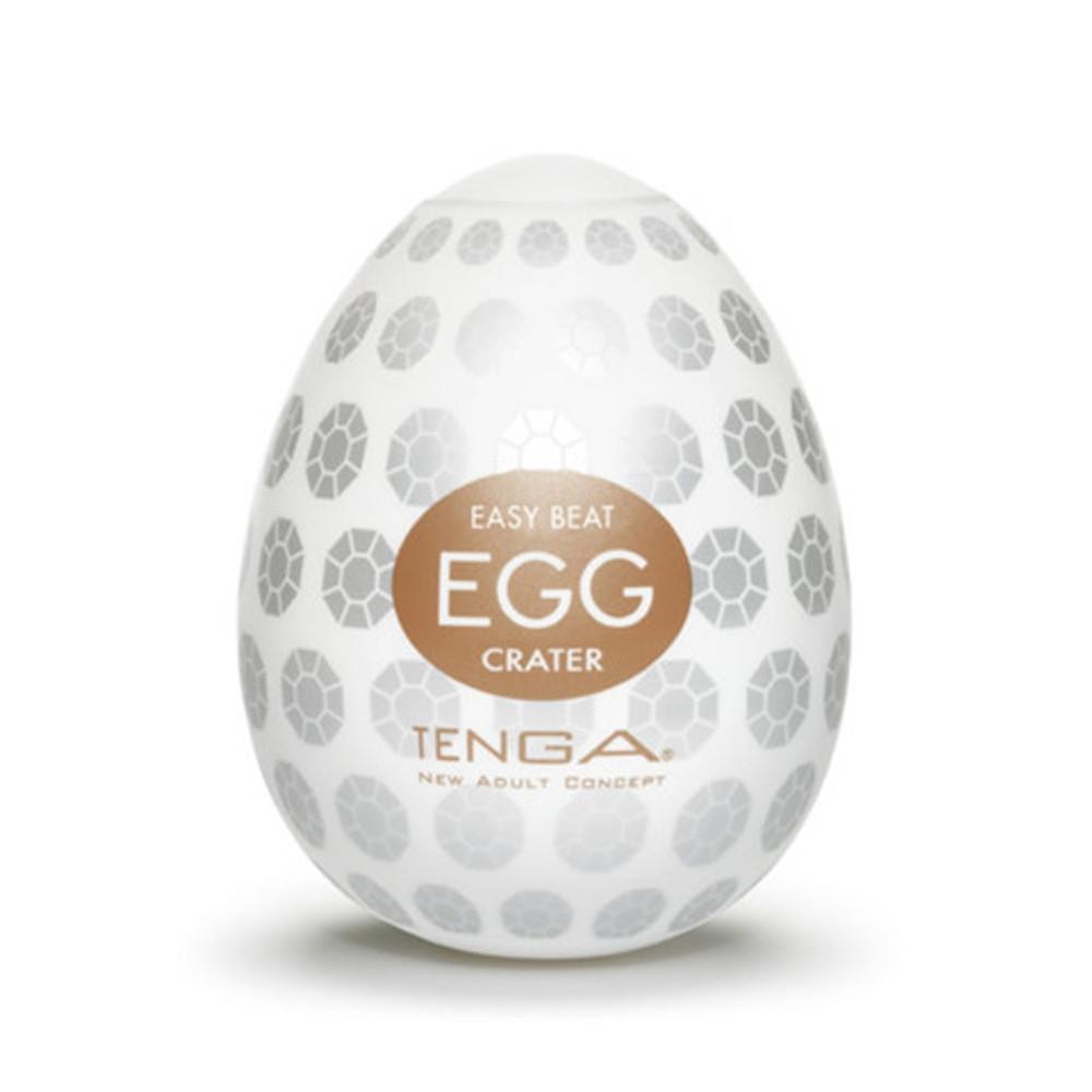 Tenga Egg Crater | Lily Hush