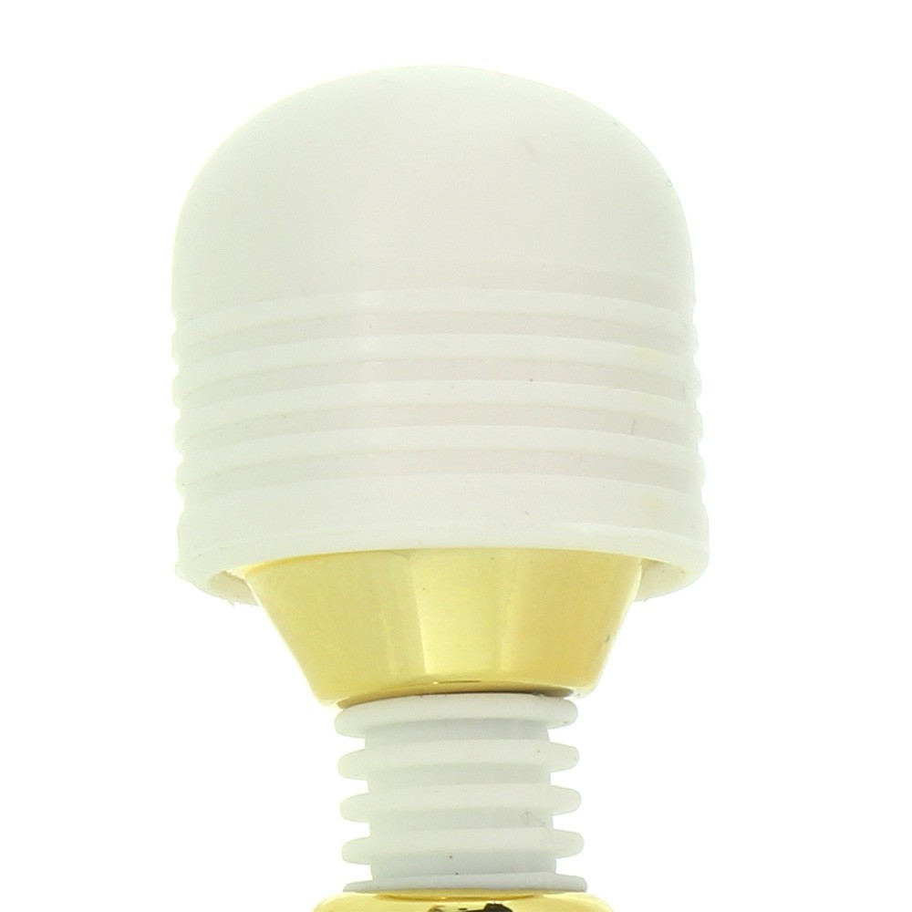 BodyWand Mini Vibrating Magic Wand (Gold)