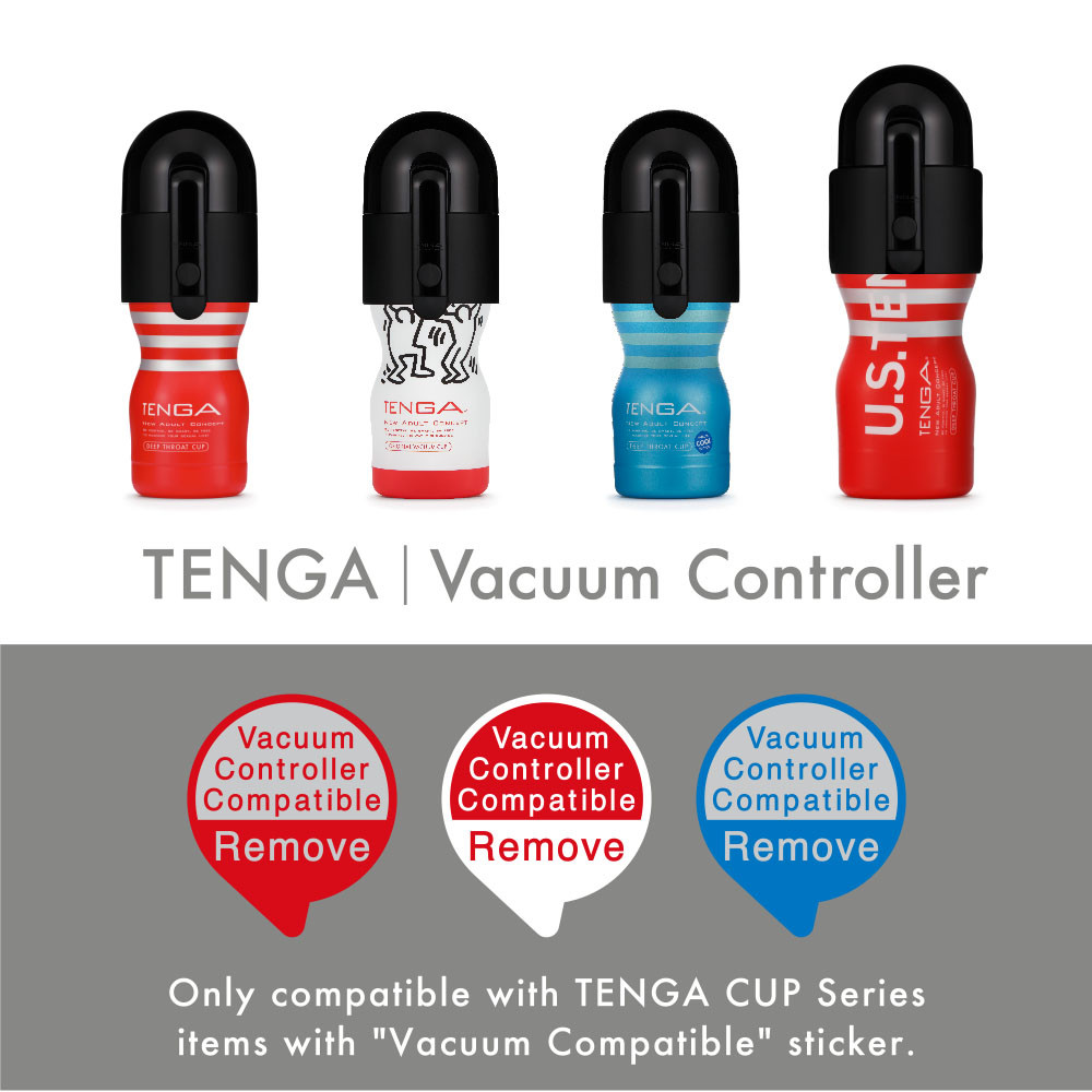 Tenga Vacuum Controller Set