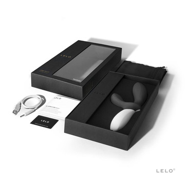 Lelo Loki Wave Ultra Powerful Luxury Prostate Massager (Black)