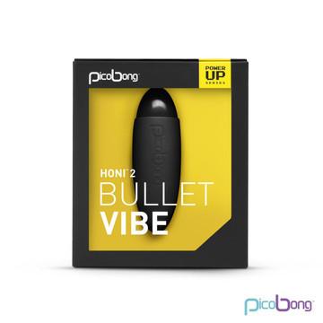 Picobong Honi 2.0 Mini Bullet Vibrator (Black)