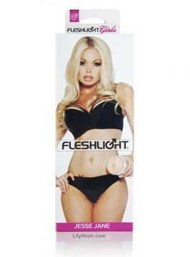 Jesse Jane Retail Packaging - Front | Lily Hush Online Store