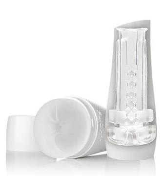 Fleshlight Flight (White) Instructor Texture   Lily Hush Online Store