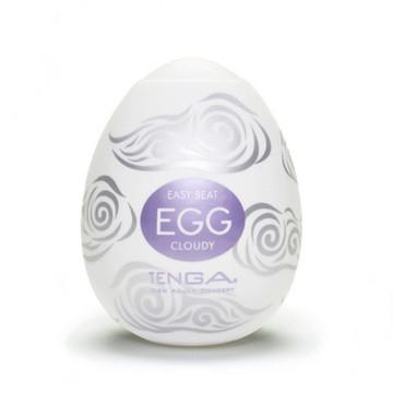 Tenga Egg Cloudy | Lily Hush