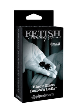 Fetish Fantasy Limited Edition Glass Ben Wa Balls (Small) | Lily Hush