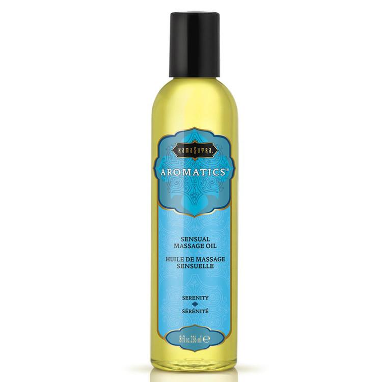 Kamasutra Aromatics Serenity Relaxing Massage Oil 59ml