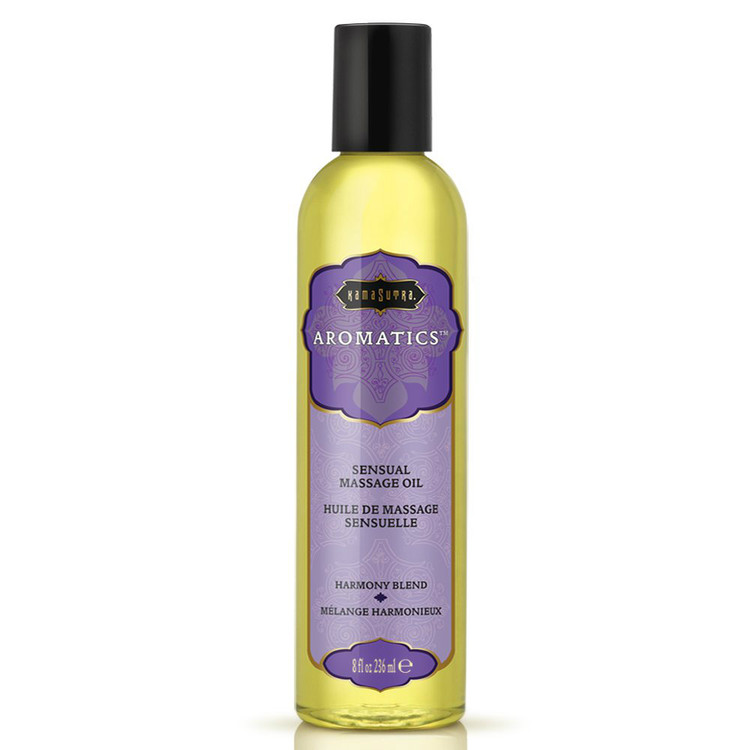 Kamasutra Aromatics Harmony Blend Calming Massage Oil 59ml