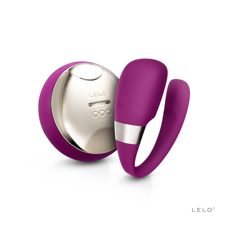 Lelo Tiani 3.0 Couples Vibrator (Deep Rose)