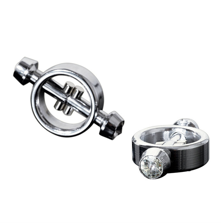 Unisex Magnetic Nipple Clamps