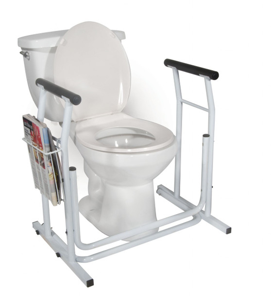 Toilet Safety Frame , Toilet Grab Bars , Toilet Handle Bars