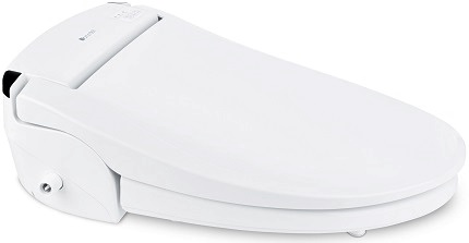 best bidet toilet seat - brondell swash ds725
