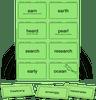 AAR Level 4 Word Cards