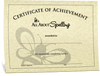 AAS Level 1 Certificate of Achievement