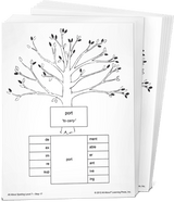 AAS Level 7 Word Trees