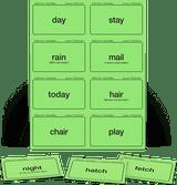 AAR Level 3 Word Cards