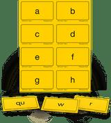 AAS Level 1 Phonogram Cards