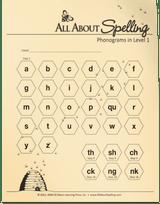 AAS Level 1 Phonogram Chart