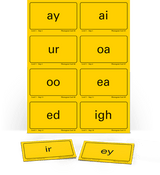 AAS Level 3 Phonogram Cards