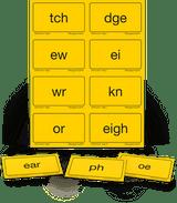 AAS Level 4 Phonogram Cards