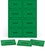 AAS Level 4 Word Cards