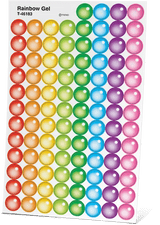 AAS Level 5 Gumball Stickers