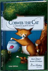 AAR Level 1 Cobweb the Cat Reader